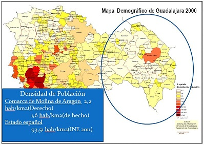 densidad-de-población comarca molina de aragon