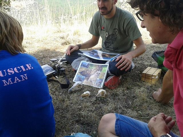 Educación Ambiental con jóvenes y adultos