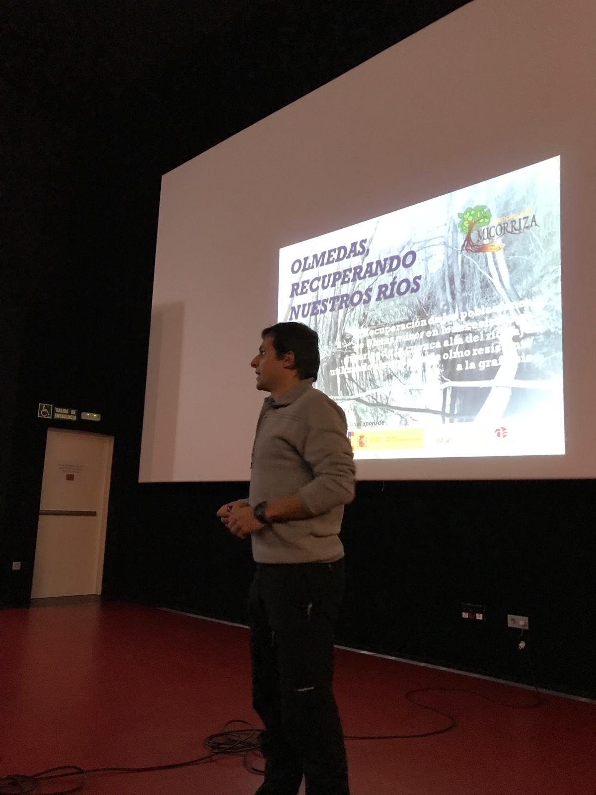 Presentación del proyecto en Azuqueca de Henares